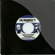 MESSAGE IN A BOTTLE / BAD MAN PLACE (7 INCH)
