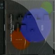 Front View : Carlo Lio - PAST, PRESENT, FUTURE VOL. 2 (2XCD) - SCI+TEC / tec2lp2