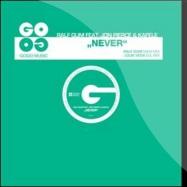 Front View : Ralf Gum ft. Jon Pierce & Kafele - NEVER (LOUIE VEGA REMIX) - GOGO Music / gogo059