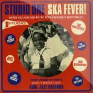 STUDIO ONE - SKA FEVER! (2X12 LP)