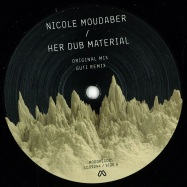 Front View : Nicole Moudaber - HER DUB MATERIAL - Mood Records / MOODREC021
