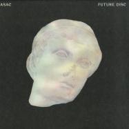 Front View : Sasac - FUTURE DISC LP - Fasaan / FA 009