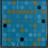 Front View : Various Artists - TOTAL 16 (2XCD) - Kompakt / Kompakt CD 132