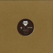 Front View : Cottam - TREATMENT EP (180 G VINYL ONLY) - Ferox / FER 308