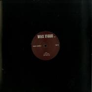 Front View : Carlos Sanchez - GAP EP (INCL JANERET REMIX / VINYL ONLY) - Wax Isgud / WISGUD003