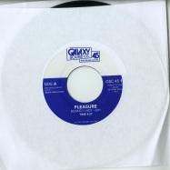 Front View : Pleasure / The Whatnauts - GALAXY VOL.10 (7 INCH) - Galaxy Sound Company / gsc45010