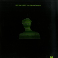 Front View : Jori Hulkkonen - DONT BELIEVE IN HAPPINESS (EP + ALBUM-MP3) - My Favorite Robot Records / MFR163V