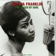 Front View : Aretha Franklin - THE QUEEN OF SOUL (LP) - Not Now Music / CATLP145