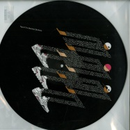 Front View : Tiga & The Martinez Brothers - BLESSED EP PART 1 (PICTURE DISC) - Turbo Recordings / TURBO199