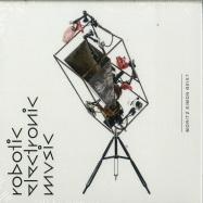 Front View : Moritz Simon Geist - ROBOTIC ELECTRONIC MUSIC (CD) - Sonic Robots Records / SRR 002 CD