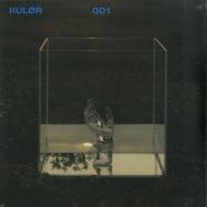 Front View : Various Artists - KULOR 001 (3LP) - Kulor / KULOR001