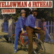 Front View : Yellowman & Fathead - DIVORCED (FOR YOUR EYES ONLY) (180G LP) - Burning Sounds / BSRLP946