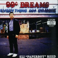 Front View : Eli Paperboy Reed - 99 CENT DREAMS (LP + MP3) - Yep Roc / YEPLP 2640
