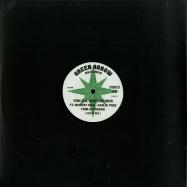 Front View : Von D & Moresounds - FIRM & STRONG (10 INCH) - Green Arrow / GA03