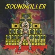 Front View : FFF - 24/7 SOUNDKILLER EP - PRSPCT Recordings / PRSPCTRVLT024