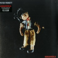 Front View : Peter Perrett - HUMANWORLD (180G LP + MP3) - Domino / WIGLP446