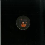 Front View : Mique - LEX EP (VINYL ONLY) - Patch Series / PTS004