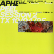 Front View : Aphex Twin - PEEL SESSION 2 (EP + MP3) - Warp Records / WARPLP300-1