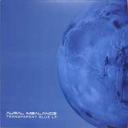 Front View : Aural Imbalance - TRANSPARENT BLUE LP - Stasis Recordings / SRWAX12