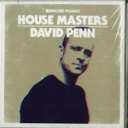 Front View : David Penn - DEFECTED PRESENTS HOUSE MASTERS (2XCD) - Defected / HOMAS32CD