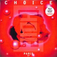Front View : Choice (Laurent Garnier & Shazz) - PARIS EP - Wagram / 3375156 / 05146261