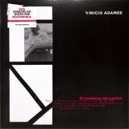 Front View : Vinicio Adames - EL COMIENZO DEL CAMINO (LP) - TrueClass Records / TCLP001