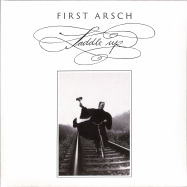 Front View : First Arsch - SADDLE UP (BLACK LP) - Rekorder Digital / 1016292RPI