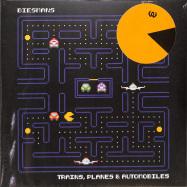 Front View : Biesmans - TRAINS PLANES AUTOMOBILES (2LP) - Watergate Records / WGA003LP