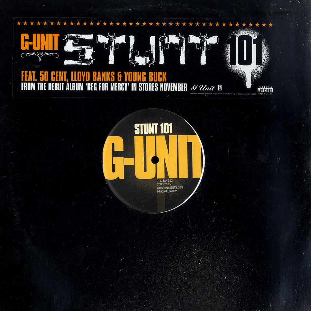 G-Unit feat. 50 Cent. Lloyd Banks & Young Buck - STUNT 101