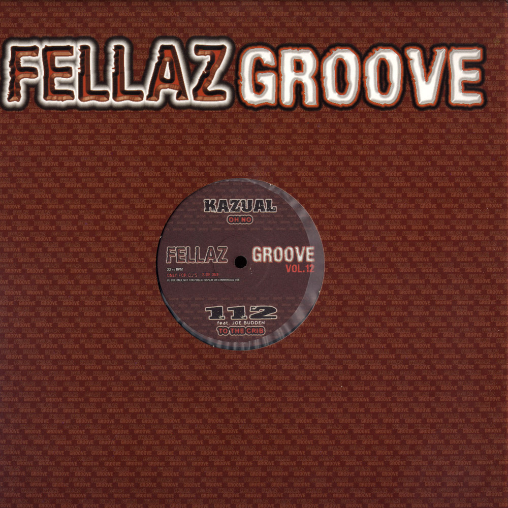 Various Artists - FELLAZ GROOVE VOL.12