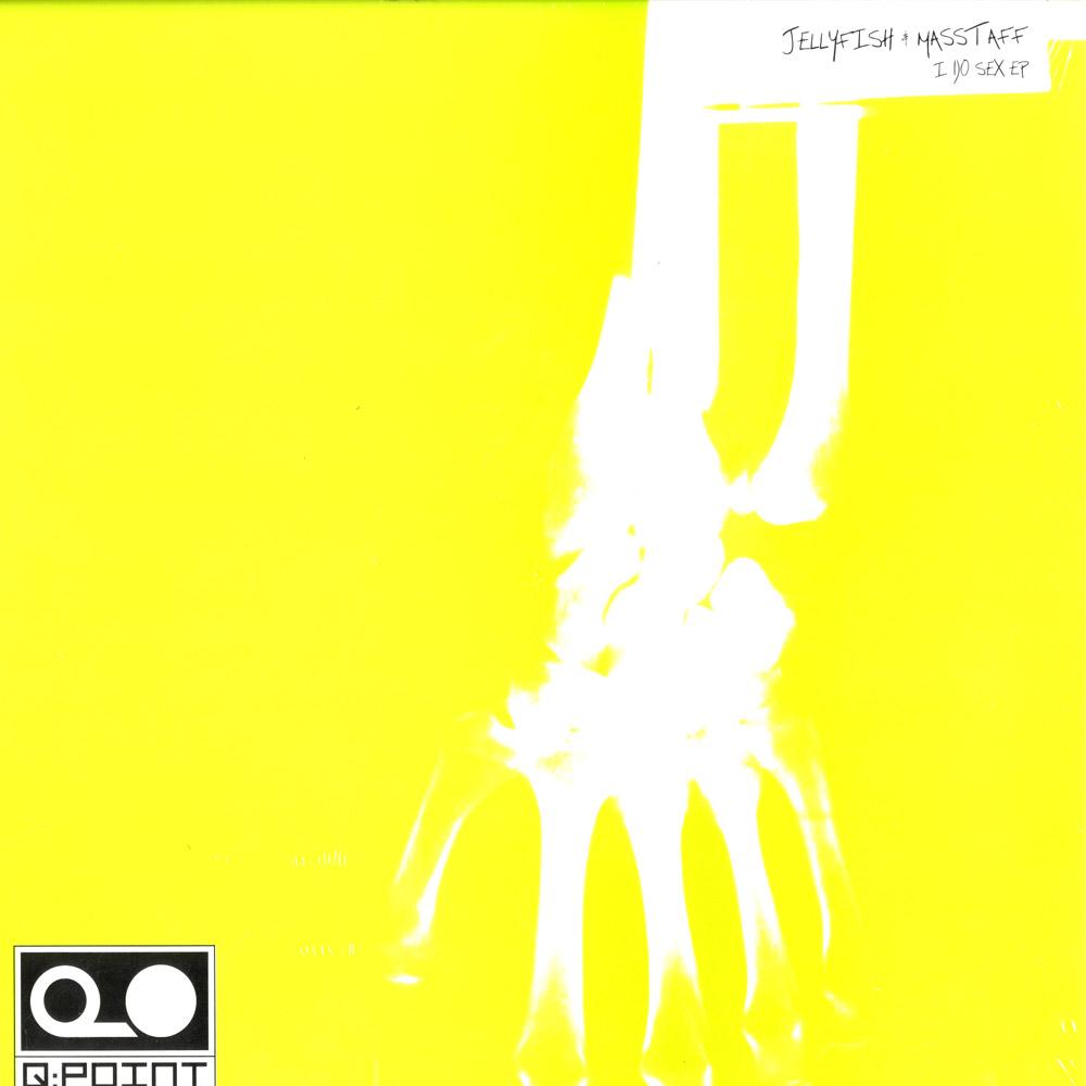 Jellyfish & Masstaff - I DO SEX EP
