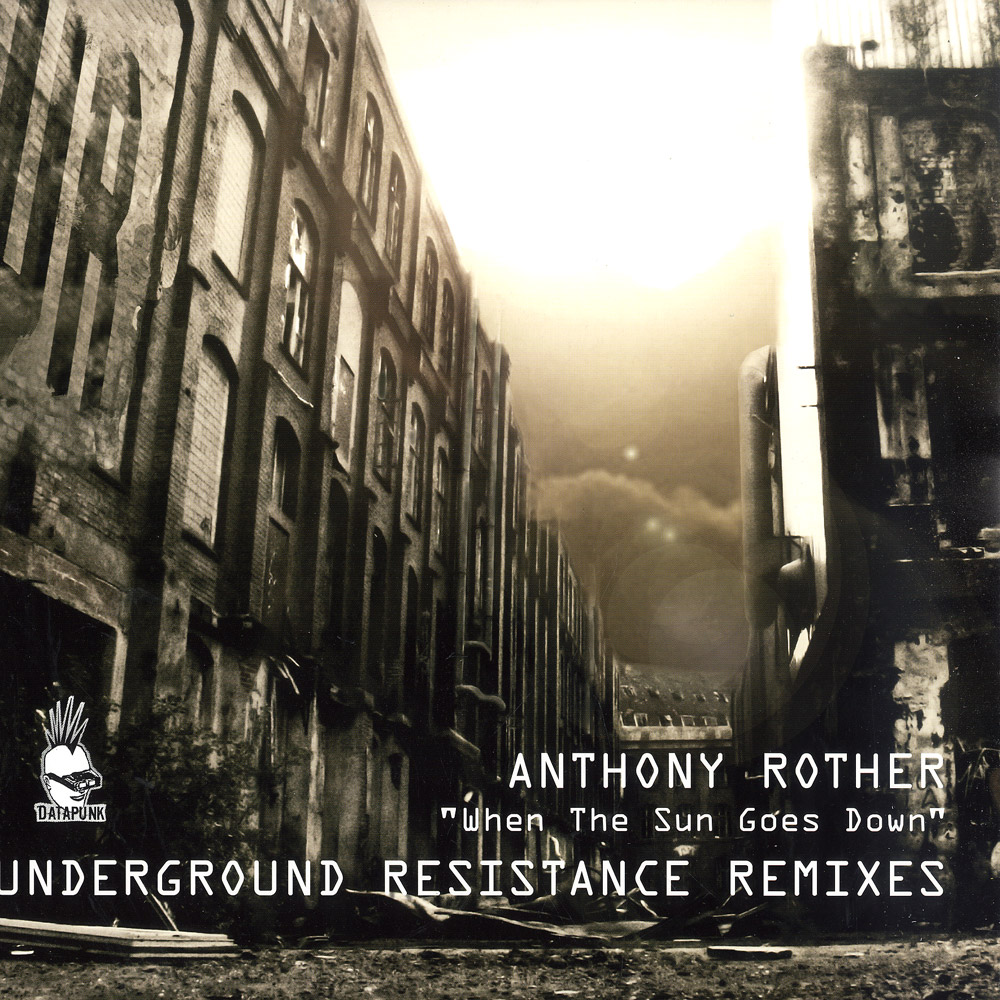 Anthony Rother - WHEN THE SUN GOES DOWN