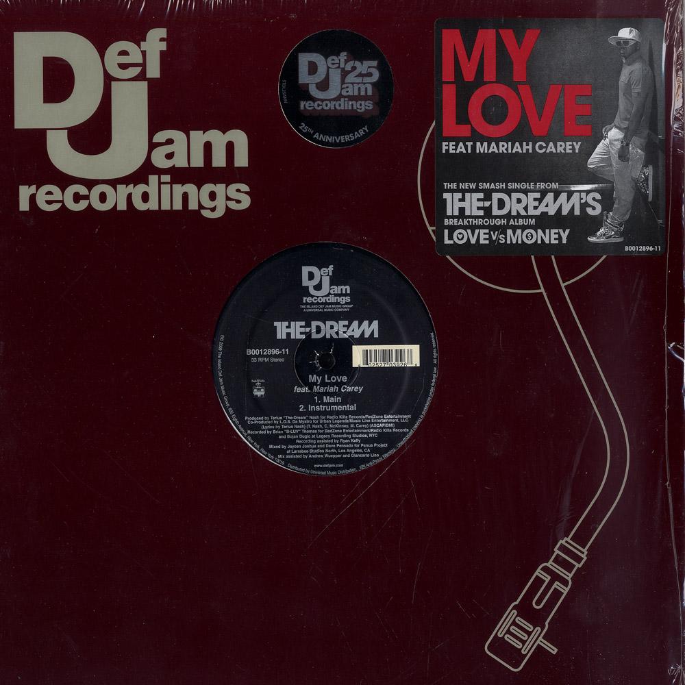 The Dream - MY LOVE FT.MARIAH CAREY