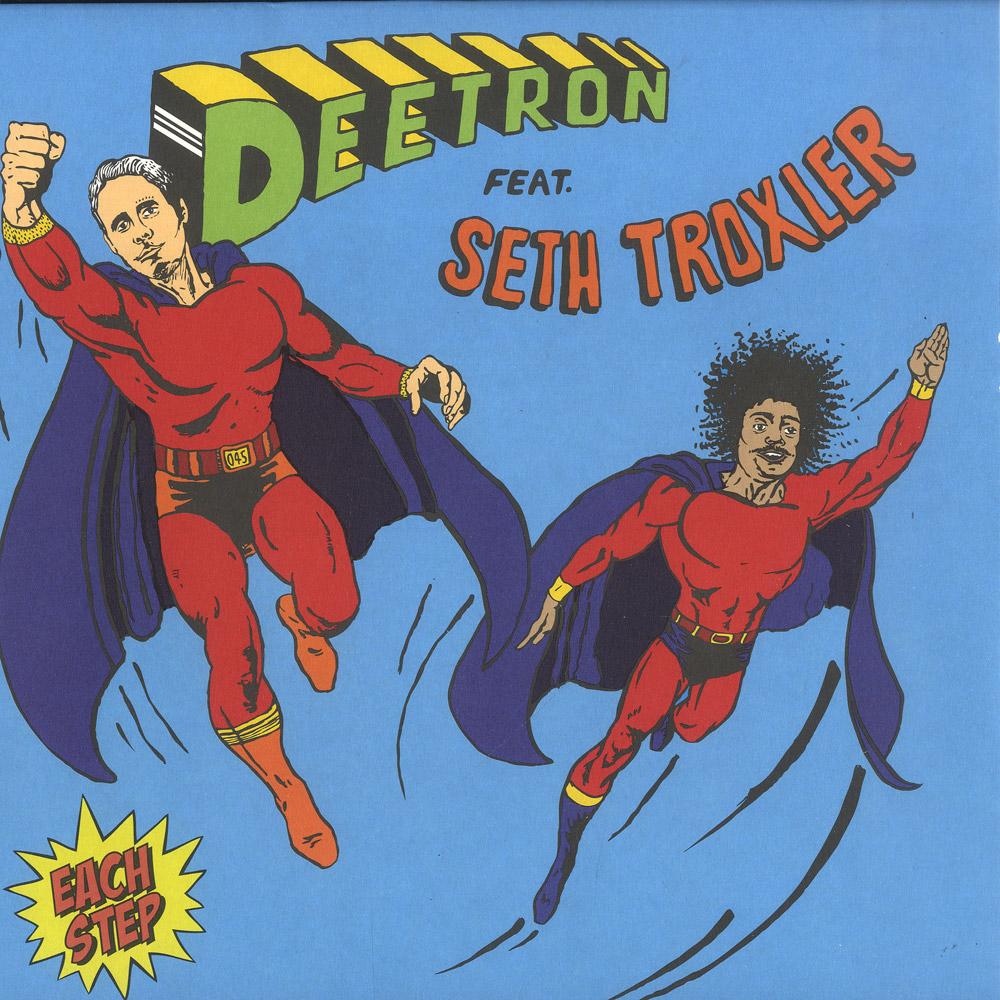 Deetron feat. Seth Troxler - EACH STEP