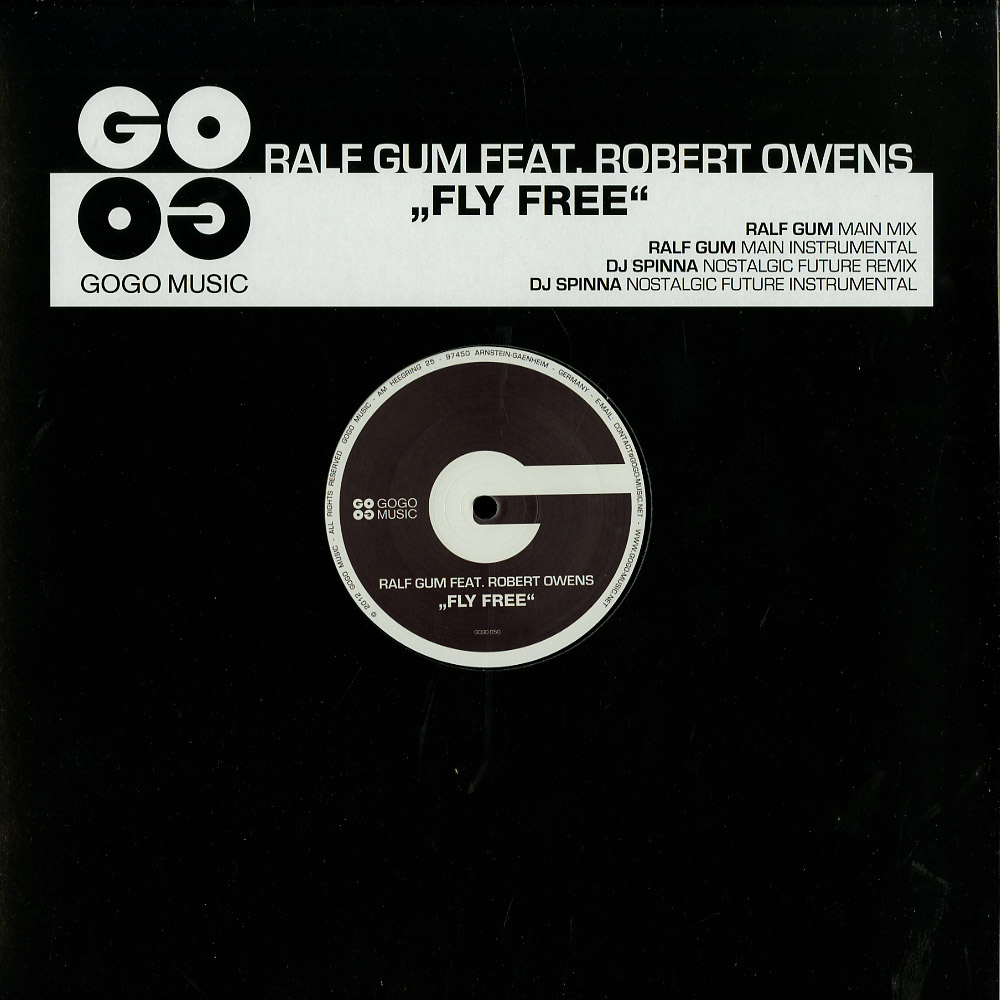 Ralf Gum ft. Rober Ownes - FLY FREE