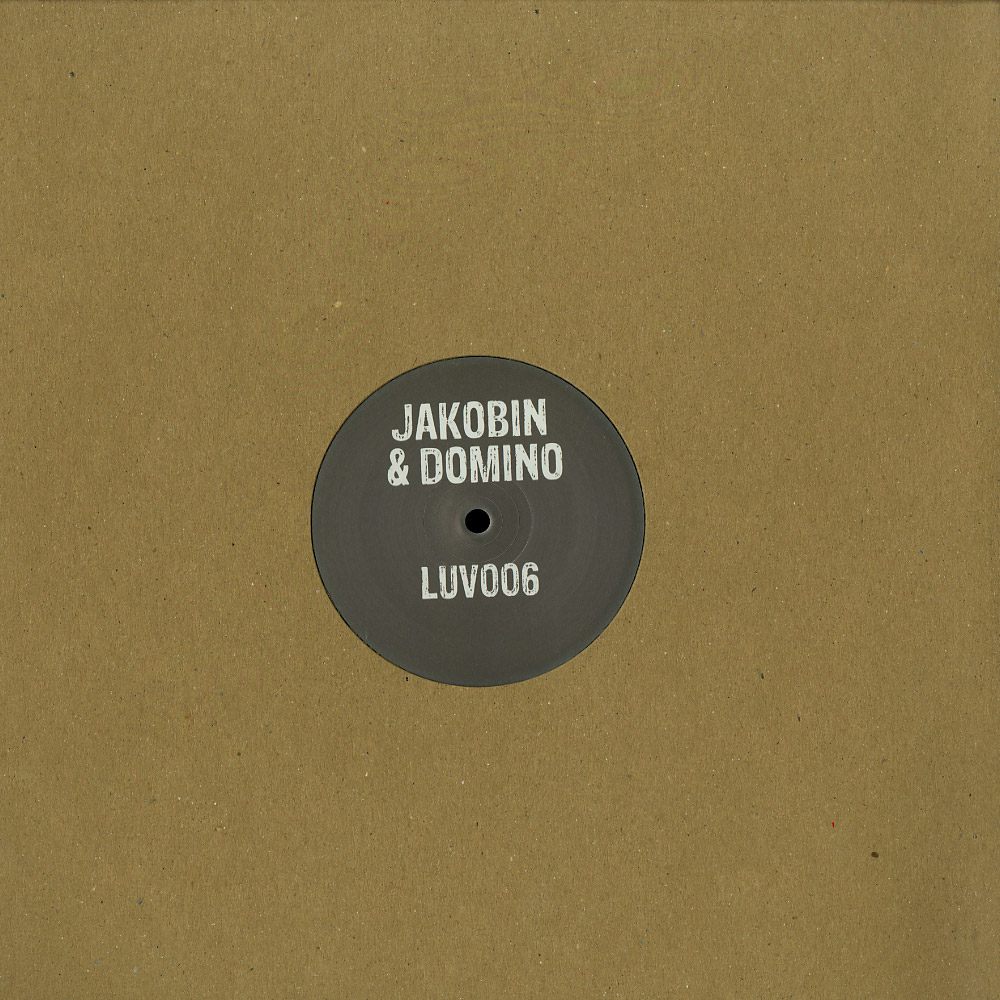 Jakobin & Domino - SQUEEZE ME / LATELY
