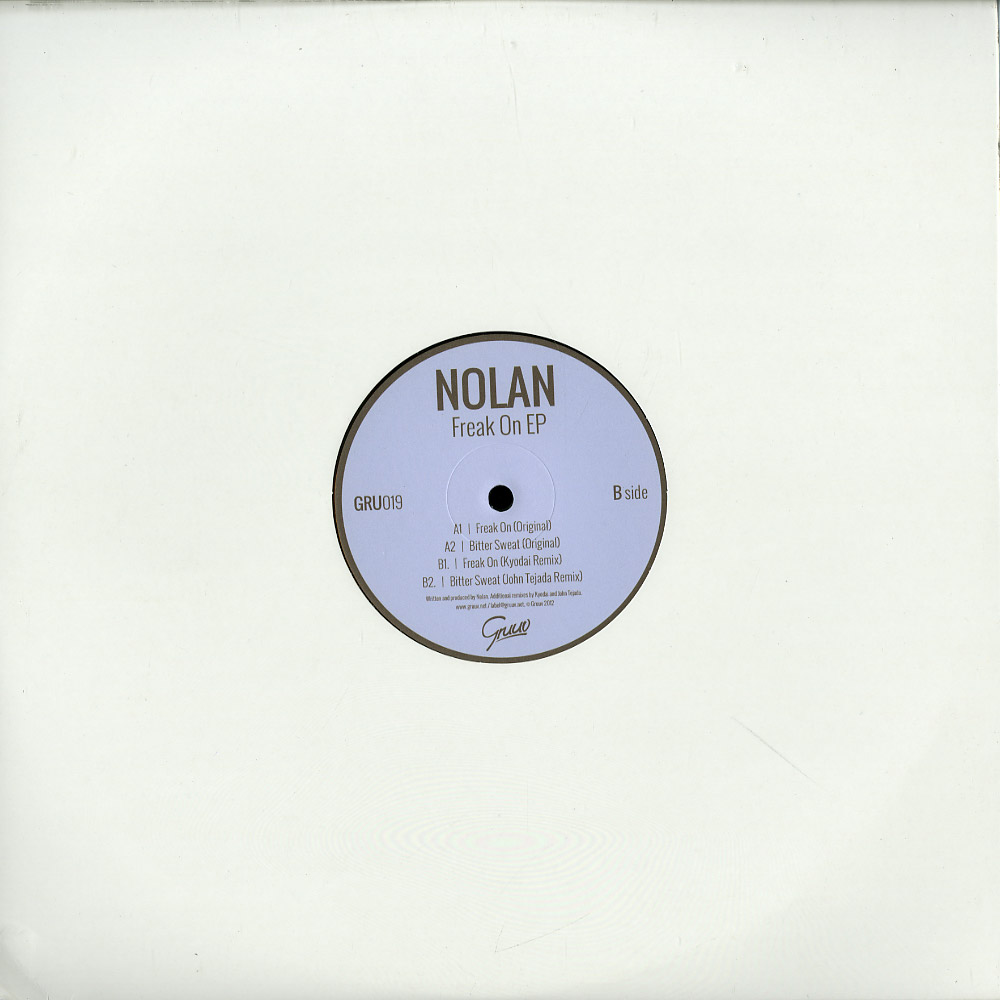 Nolan - FREAK ON