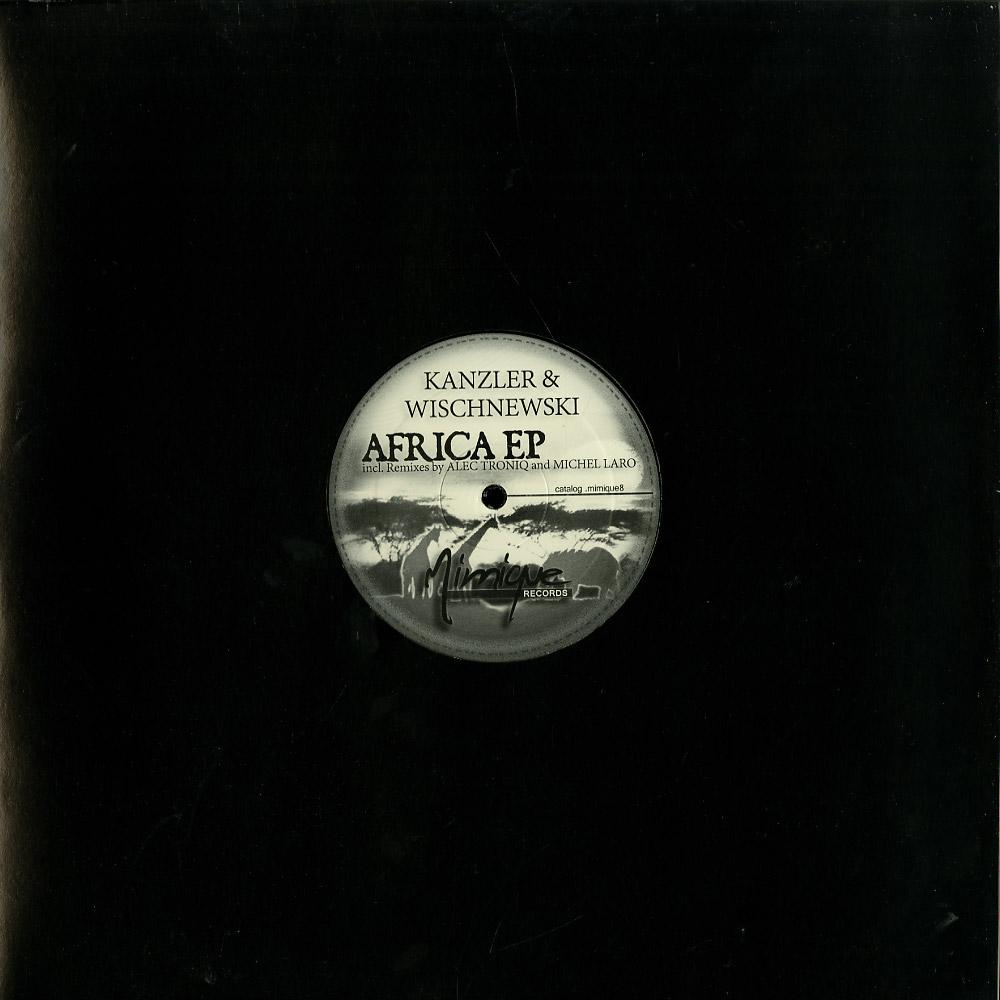 Kanzler & Wischnewski - AFRICA EP