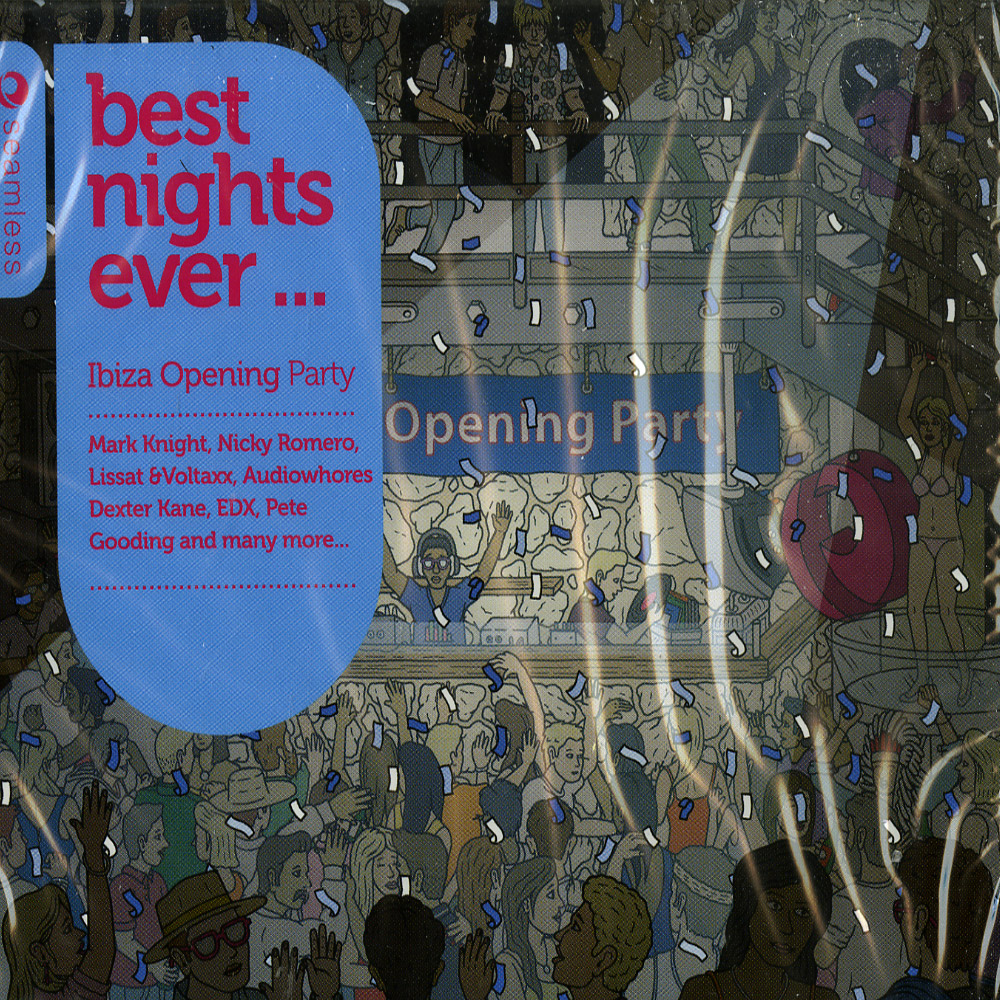 Various Artists - BEST NIGHTS EVER... IBIZA OPENING PARTY