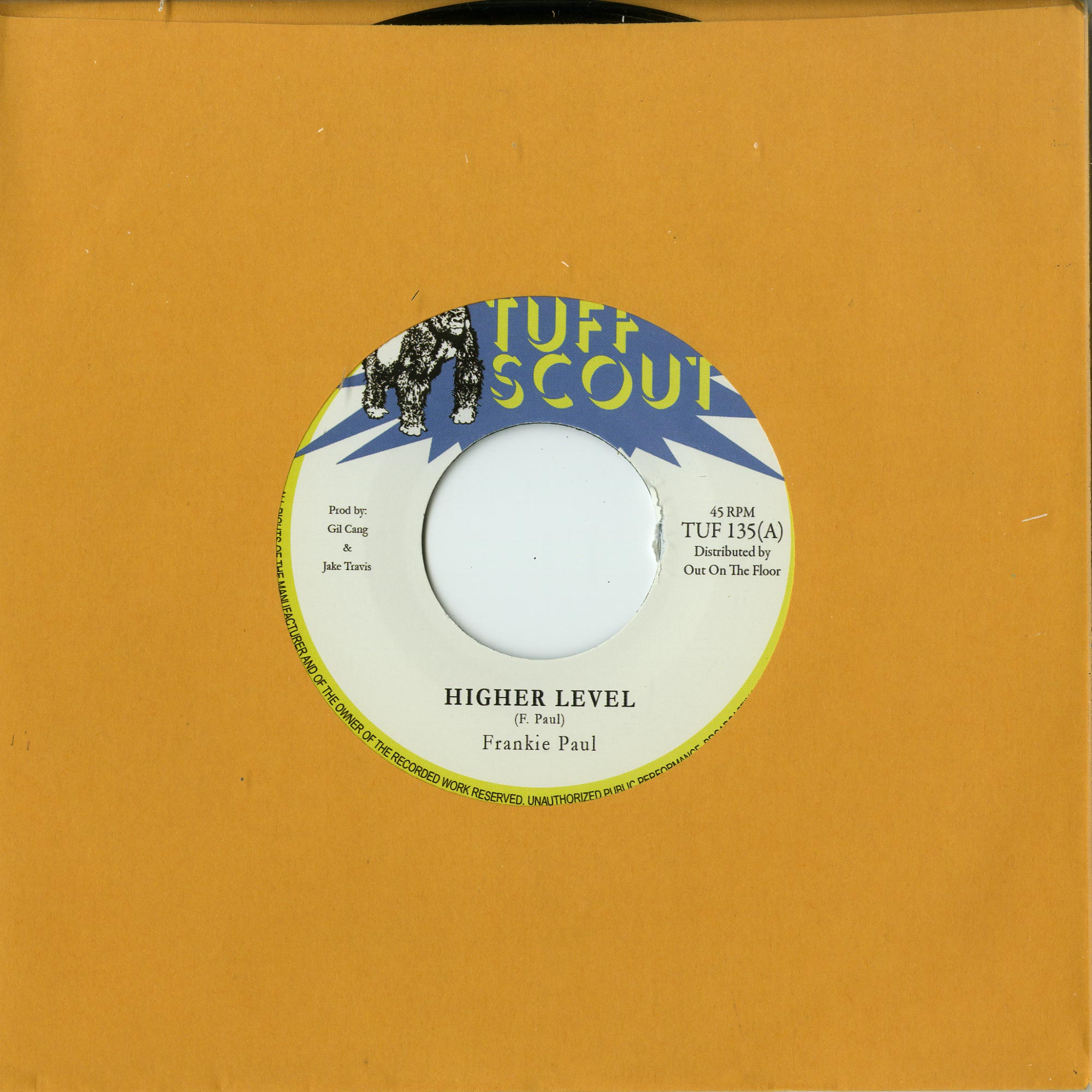 Frankie Paul - HIGHER LEVEL