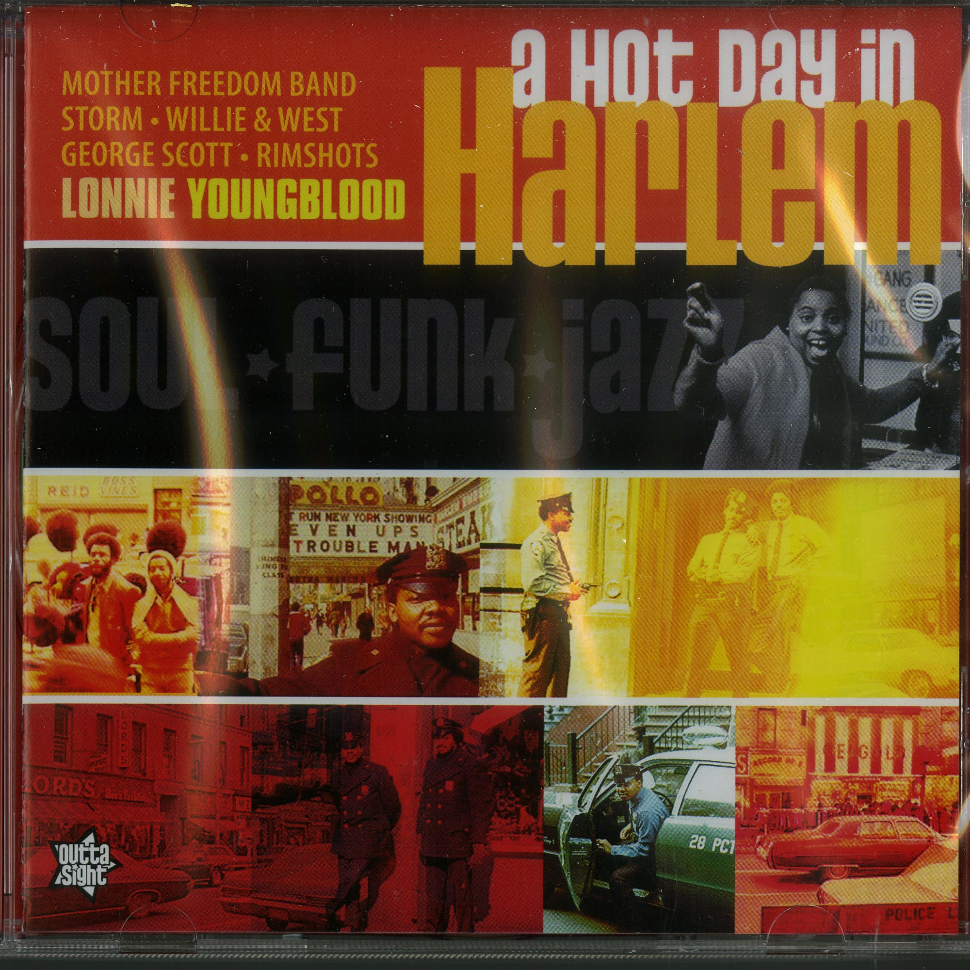 Various Artists - A HOT DAY IN HARLEM