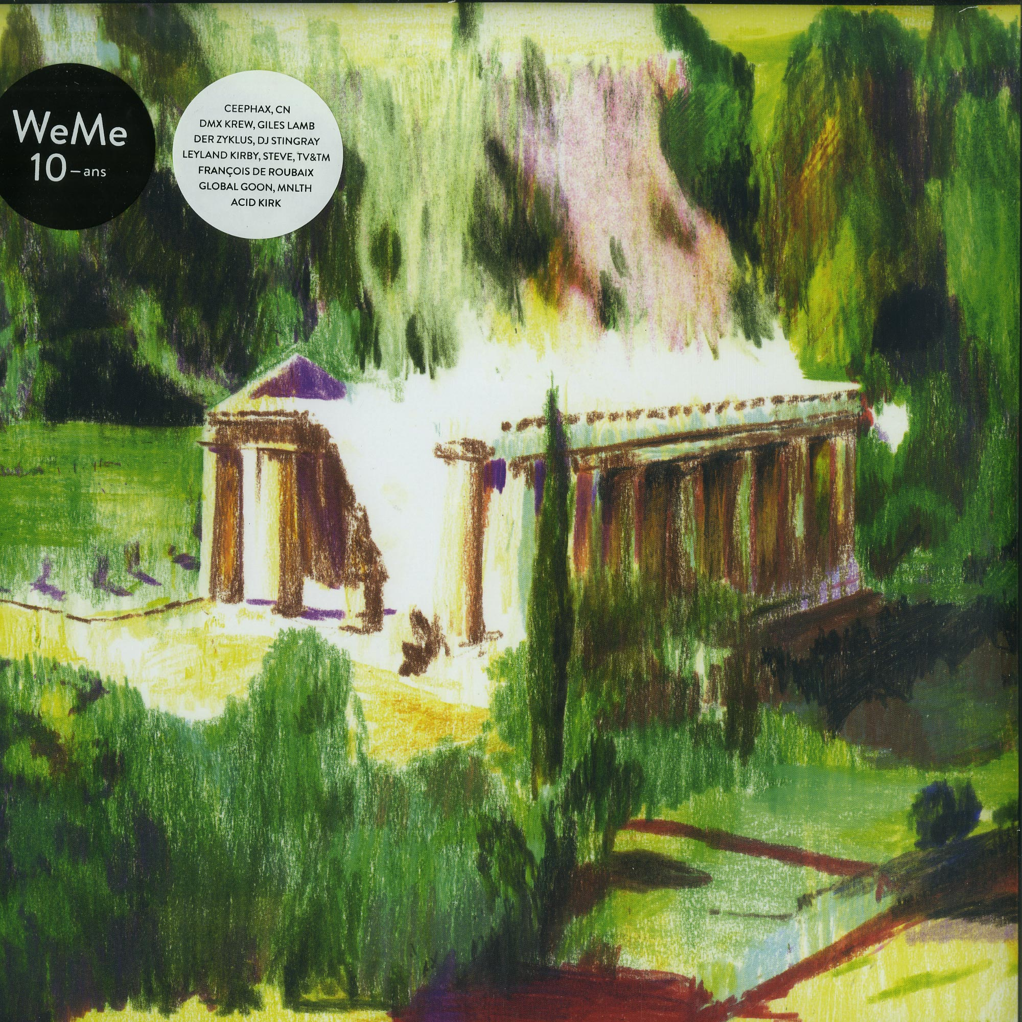 Various Artists - WEME10ANS