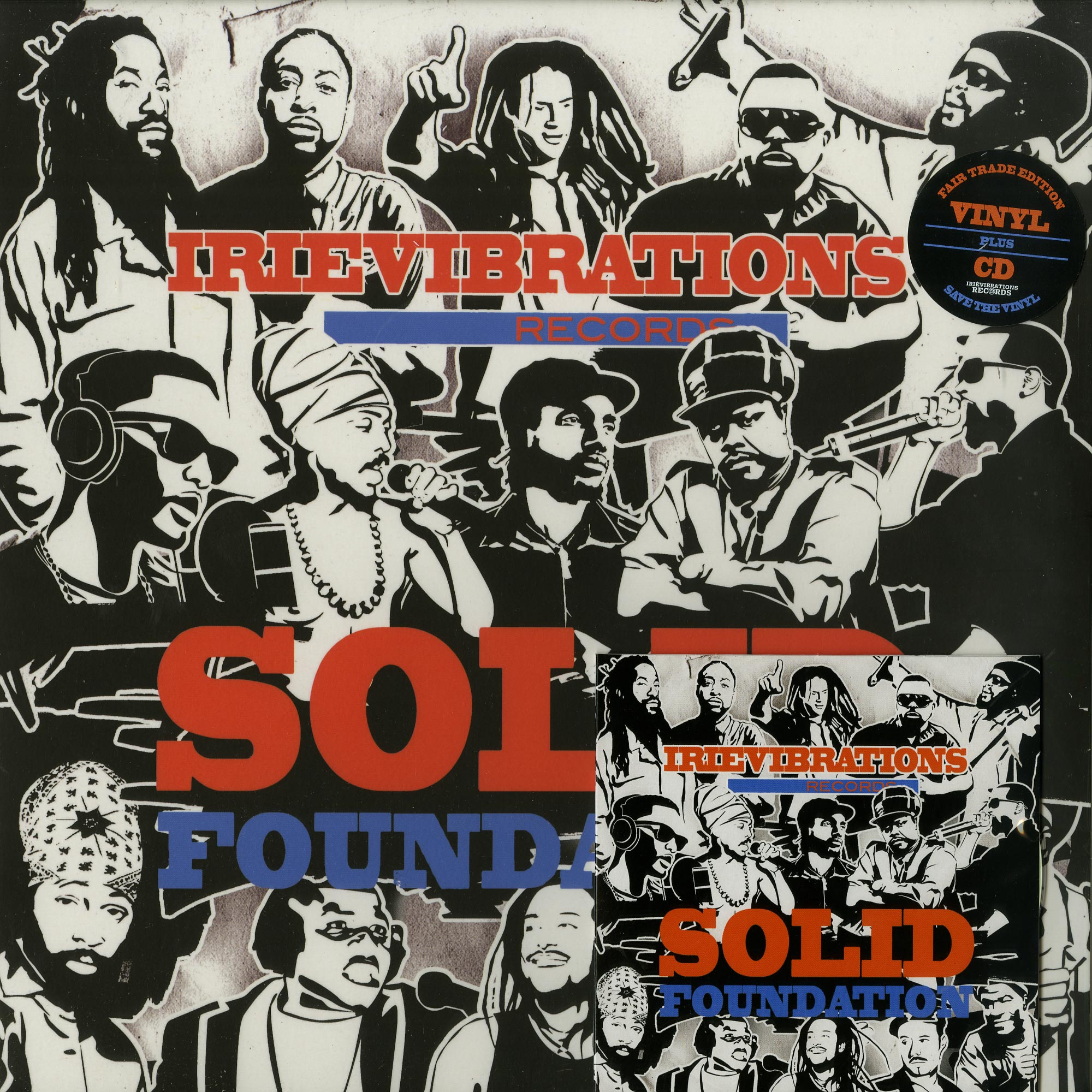Various Artists - SOLID FOUNDATION