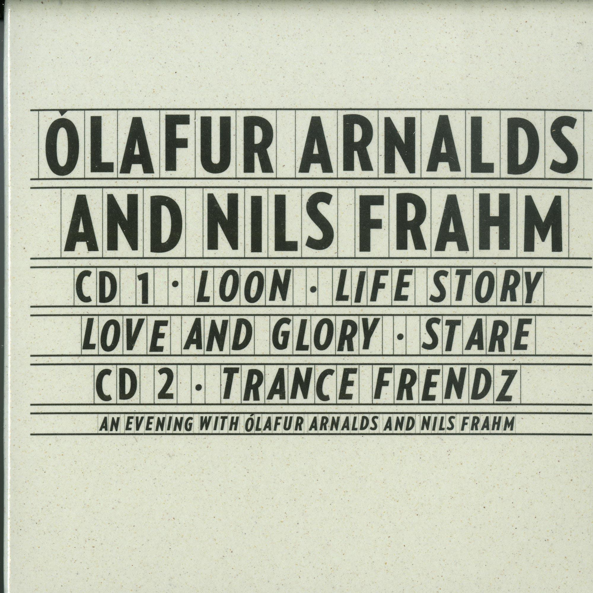 Olafur Arnalds & Nils Frahm - COLLABORATIVE WORKS