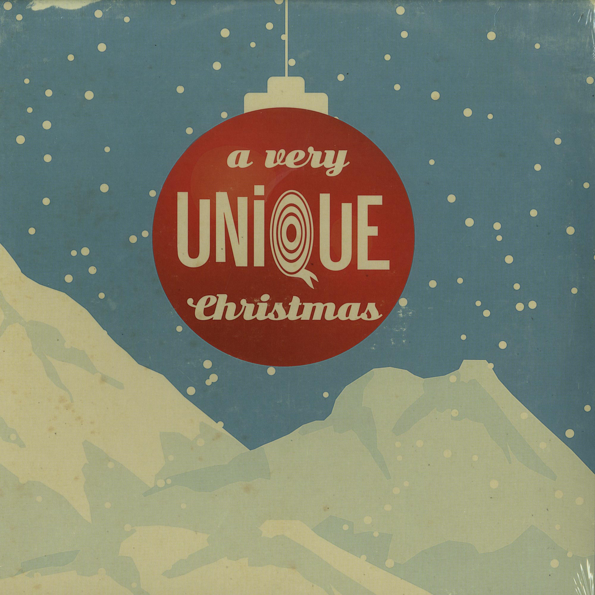 Various Artists - A VERY UNIQUE CHRISTMAS