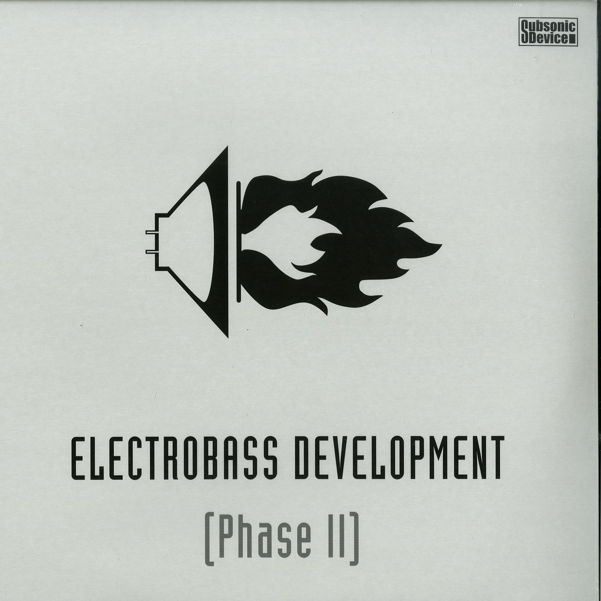 Various Artists - ELECTROBASS DEVELOPMENT