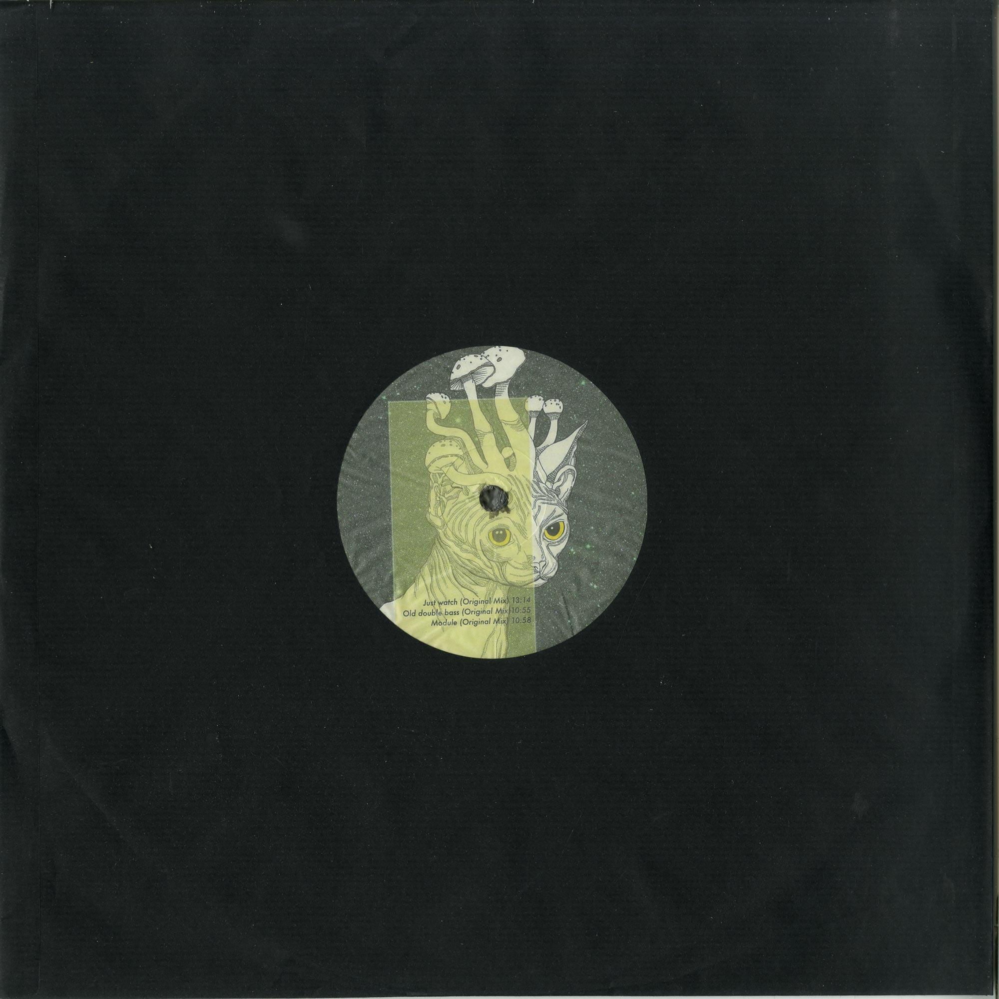 George Bell - GATEHOOPER EP