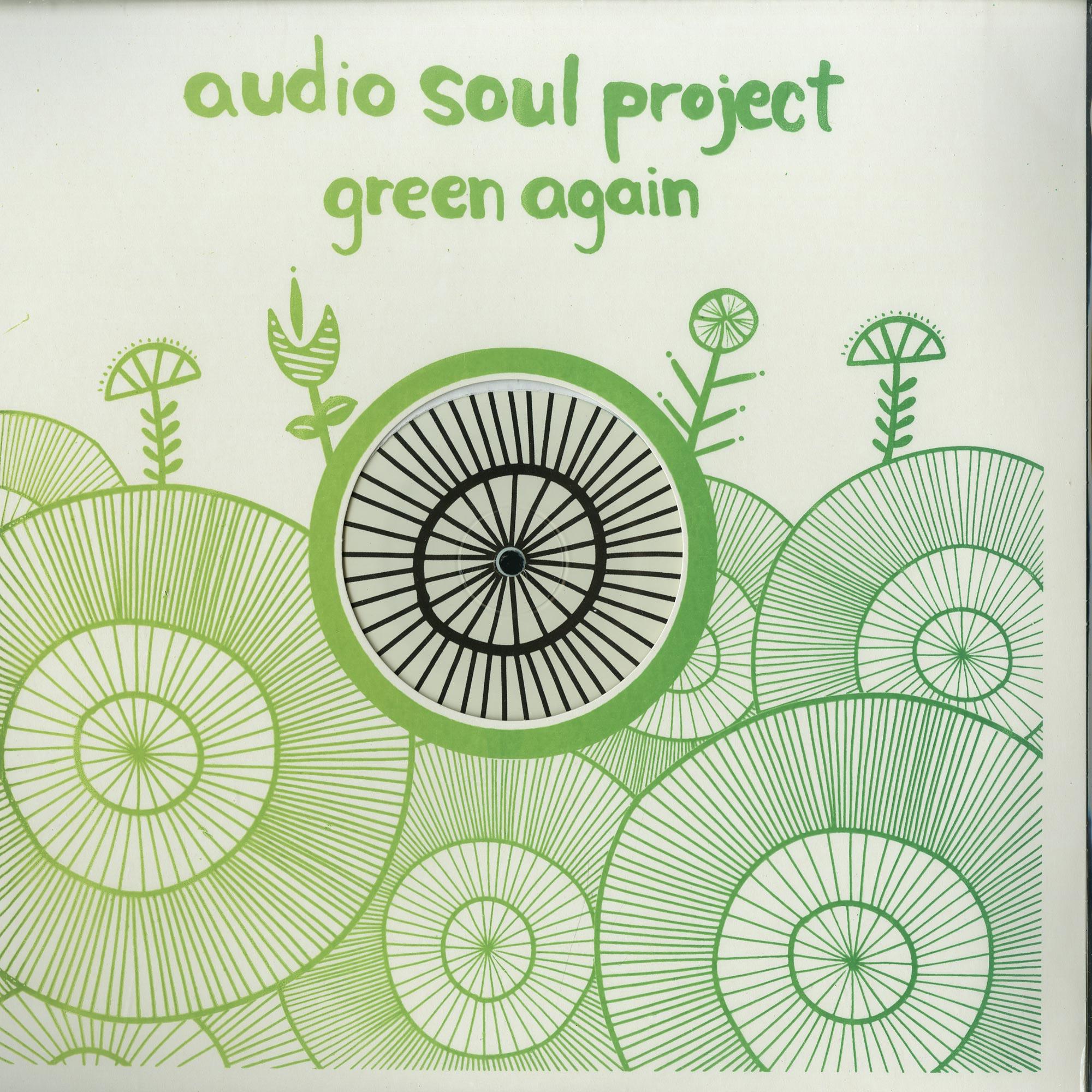 Audio Soul Project - GREEN AGAIN