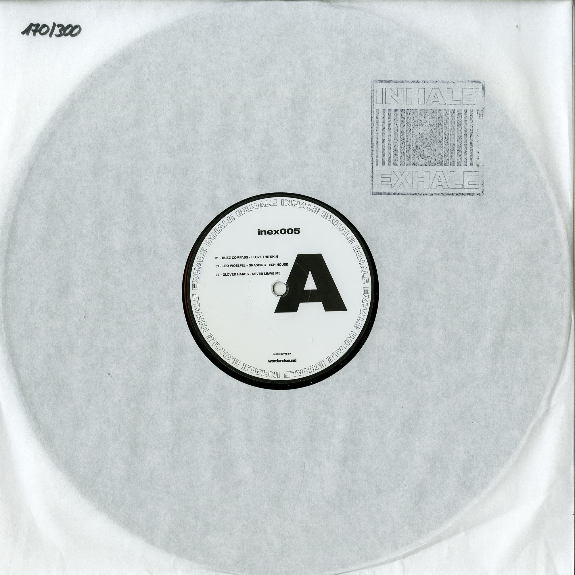 Various Artists  - INEX 005