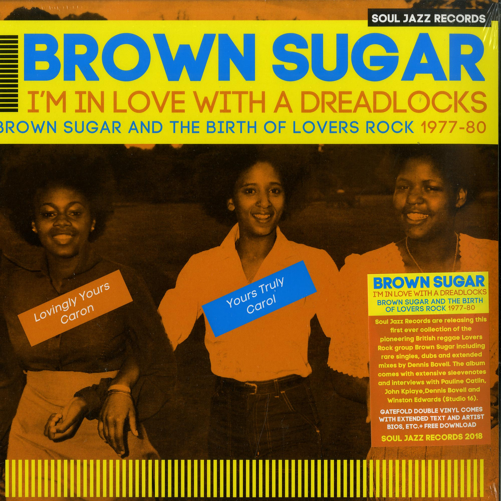 Brown Sugar - I M IN LOVE WITH A DREADLOCKS